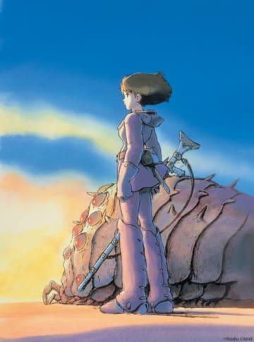 「風の谷のナウシカ」が歌舞伎舞台化! - (C) Studio Ghibli