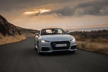 新デザインに進化した『アウディTT』、欧州で受注開始。誕生20周年限定車も