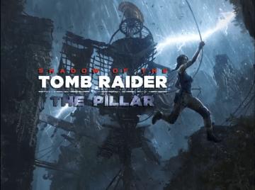 『シャドウ オブ ザ トゥームレイダー』第2弾DLC「THE PILLAR」発表!現地時間12月18日発売
