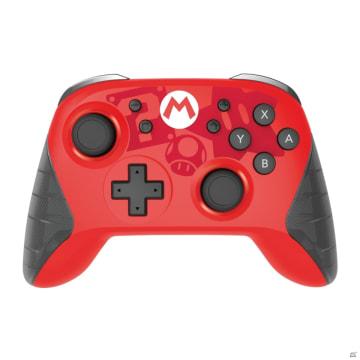 ワイヤレスホリパッド for Nintendo Switchにスーパーマリオデザインが登場!
