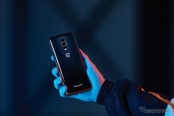 OnePlus 6Tマクラーレンエディション