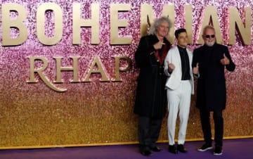 12月10日、英ロックバンド、クイーンの代表曲「ボヘミアン・ラプソディ」が世界で最もストリーミングされた20世紀の楽曲となった。10月23日撮影 - (2018年 ロイター/Eddie Keogh)