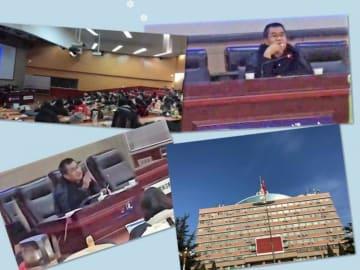 たばこでインスピレーション?中国の大学の授業風景が物議