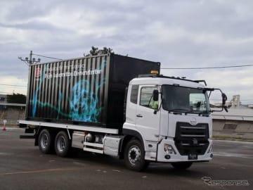 UDクオン:自動運転車両「Fujin」(参考画像)