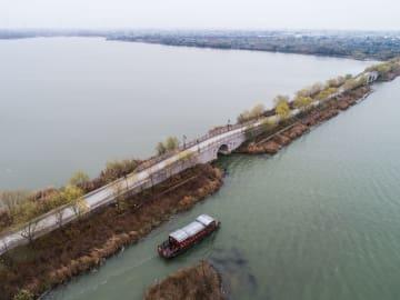 環境配慮型「ゼロ排出」風景区を構築 浙江省長興県