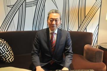 鳩山元首相、中国の改革開放と「一帯一路」構想を称賛