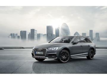 オールラウンドなキャラクターを備えたプレミアムクロスオーバーの先駆的存在の「Audi A4 allroad」の限定車「absolute」、限定125台で価格は759.0万円