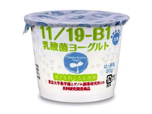 乳酸菌「11/19-B1株」、コレステロール低下実証 福島医大が発表