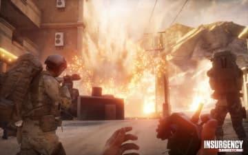 リアル系現代戦マルチFPS『Insurgency: Sandstorm』Steamで配信開始!