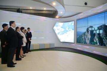 香港特区政府、改革開放40周年展覧会を開催