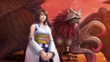「ディシディア ファイナルファンタジー NT/NT フリーエディション」で新プレイアブルキャラクター「ユウナ」を含む有料DLCが登場!