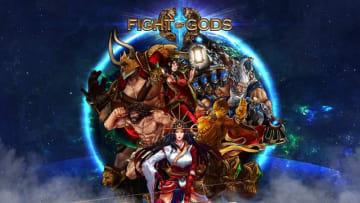 神々がぶつかり合う格闘ゲーム『Fight of Gods』のスイッチ版が日本限定で発売!