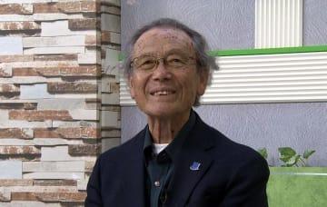 郷土史家の田辺良平さん