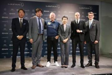 メルセデス・ベンツ日本、三菱UFJ銀行、IWCとともにローレウス・スポーツ・フォー・グッドの日本における活動をサポート