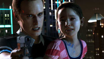 「Detroit:Become Human」のゲーム画面(C)2018 Sony Interactive Entertainment Europe. Developed by Quantic Dream.