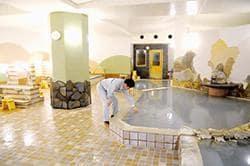 登別温泉の夢元さぎり湯がきょうリニューアルオープン