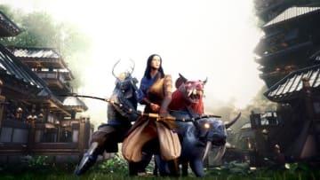 PC版『Conan Exiles』に和風な新DLC「日出ずる地の探究者パック」が配信!
