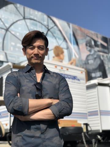 好奇心旺盛で挑戦することが好き。野久保直樹さんは米国で俳優として成長したいという思いでLAへやってきた
