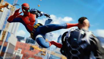 『Marvel's Spider-Man』DLC最終章「白銀の系譜」12月21日配信!シルバー・セーブルと共同戦線