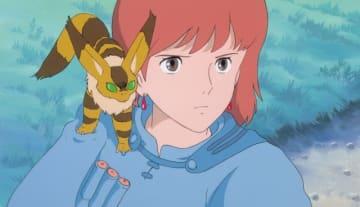 18回目の放送となる『風の谷のナウシカ』 - (C) 1984 Studio Ghibli・H