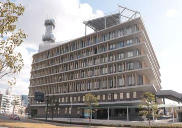 長崎県警本部庁舎