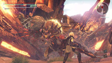 「GOD EATER 3」のゲーム画面 (C)BANDAI NAMCO Entertainment Inc.