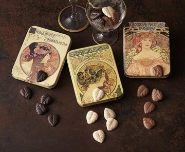 欧州菓子のセレクトブティック「シャルマン・グルマン」12月15日オープン