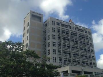 県民投票:浦添市議会、事務予算を否決