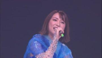 「ABUソングフェスティバル」に出演した藍井エイルさん=NHK提供