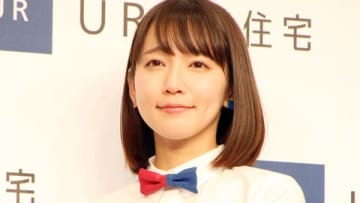 UR賃貸住宅の新CM発表会に登場した吉岡里帆さん