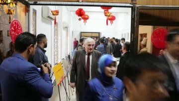 「シルクロード」文化イベント、バグダッドで開催