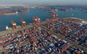 河北省の港、当初の目標年次取扱貨物量を前倒しで達成