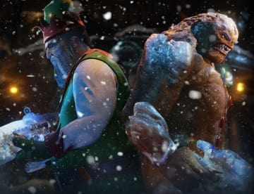 TPS『Gears of War 4』クリスマスイベント「Gearsmas 2018」開催!―ログインで毎日スキンをゲット