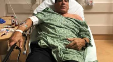 'Incredible Hulk' Star Lou Ferrigno Hospitalized After Pneumonia Vaccination Goes Wrong