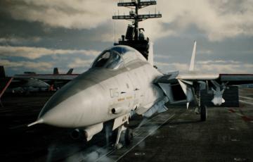 F-14Dトムキャット発艦!『エースコンバット7』機体紹介トレイラー第6弾