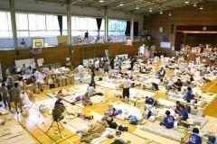課題残る県内自治体の避難所運営
