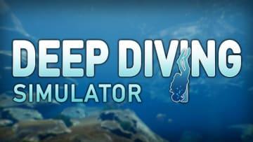 深海を探索するダイビングシム『Deep Diving Simulator』発表! いざ美しい水中世界へ…