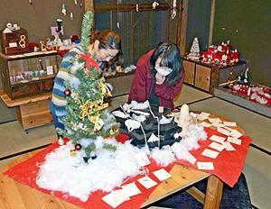 三春きたまち蔵に「アトリエ」15日オープン 福島ガイナが入居