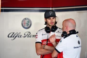 F1初年度はベテランのライコネンが「僕の進歩を助けてくれるだろう」とジョビナッツィ