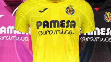 ビジャレアルの2018-19ユニフォーム、シャツにはスタジアムをデザイン!