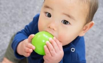 【生後7カ月】反応がかわいすぎる♪ 赤ちゃんの様子はこんな感じだった