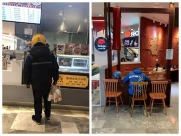 雪の日のデリバリーでほっこりする一幕、利用者700人が配達員に温かい食べ物プレゼント―中国