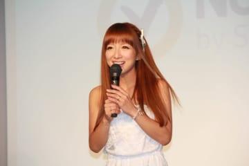 辻希美さん(2015年7月撮影)