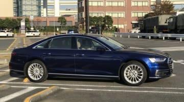 Audi(アウディ)のフラッグシップセダンであるA8をフルモデルチェンジ。量産車では世界初となるレーザースキャナーを含む、最大23個のセンサーによる最先端の運転アシスト機能を搭載した。また、これまでにない次元の走りを実現させている。新型Audi A8の試乗をレポートする。