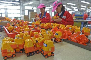 産業転換と高度化目指す「玩具の都」 広東省汕頭市