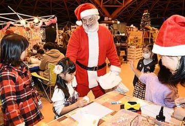 雑貨やスイーツ多彩に 高岡でクリスマスフェスタ