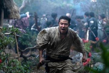 NHKの大河ドラマ「西郷どん」で西郷隆盛を演じた鈴木亮平さん  (C)NHK