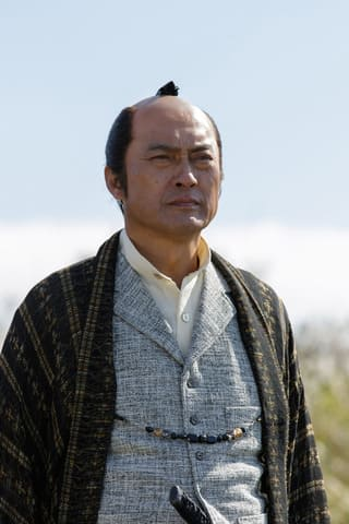 NHKの大河ドラマ「西郷どん」で島津斉彬を演じた渡辺謙さん (C)NHK