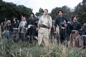 NHKの大河ドラマ「西郷どん」最終回の一場面 (C)NHK