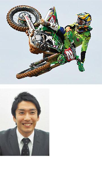 今季はランキング4位で終えた小方選手(上=写真提供:(株)カワサキモータースジャパン)
